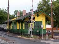 Train Depot in La Grange